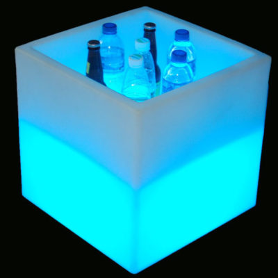 LED Ice bucket for rent