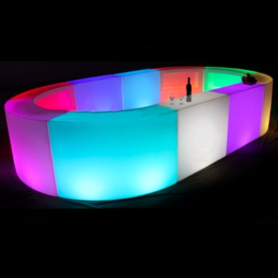 LED Bar - Oval