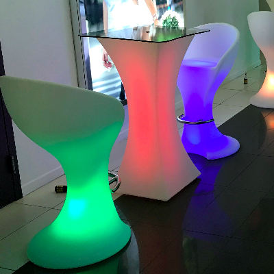 LED Bar Chair rental