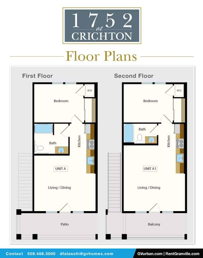 1752 L Street - Floor Plan