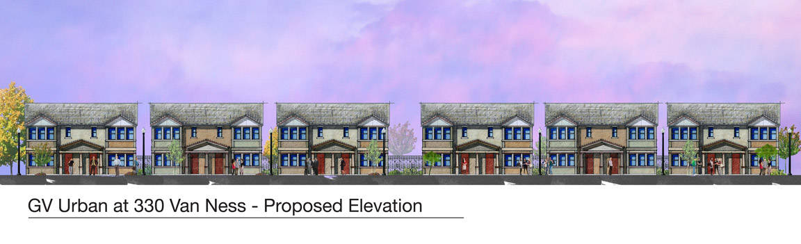 Elevation Site Plan