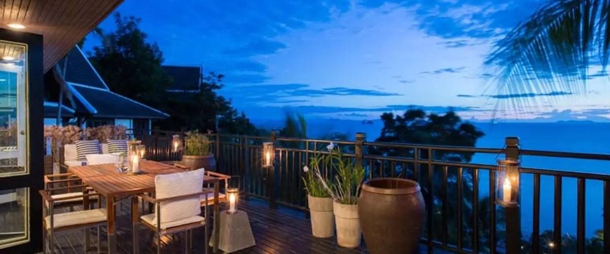 Baan Hansa In Ban Taling Ngam Luxury Villa Samui