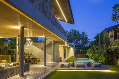 Villa Casabama Rumah Panjang