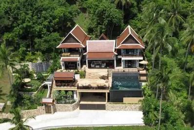 Golden Palm Villa