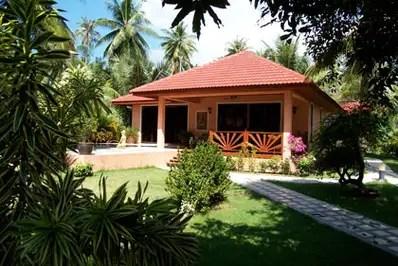 Garden Lodge Pool Villa