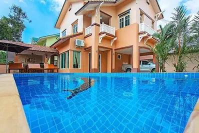 Jomtien Summertime Villa B