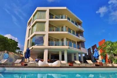 Skybox Beachfront Penthouse