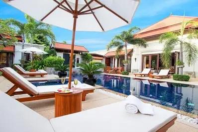 Villa Tropical Garden