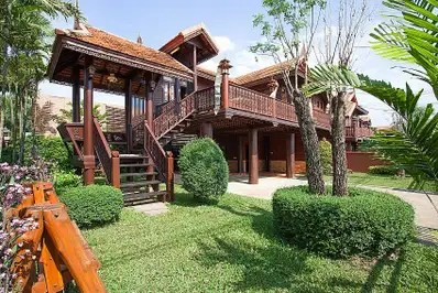 Timberland Villa 201
