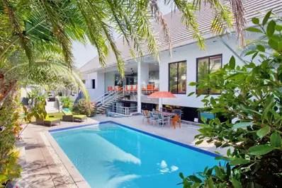 Pratumnak Hill Villas Private Luxury Vacation Rentals In