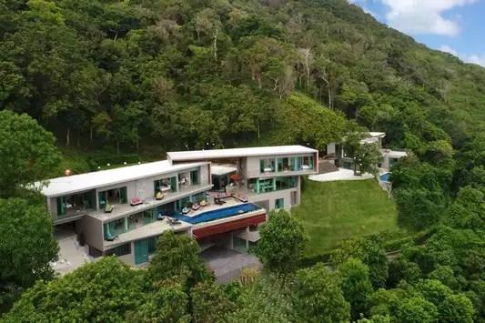 Nai Harn Beach Villas For Rent Villas In Phuket Thailand