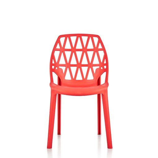 Tang red chair