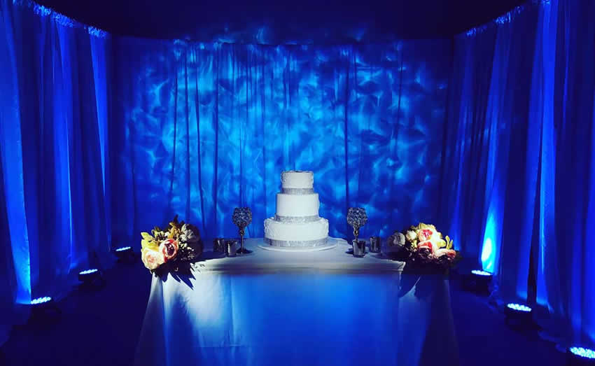 rent chair covers for wedding antique baby high water effect lighting