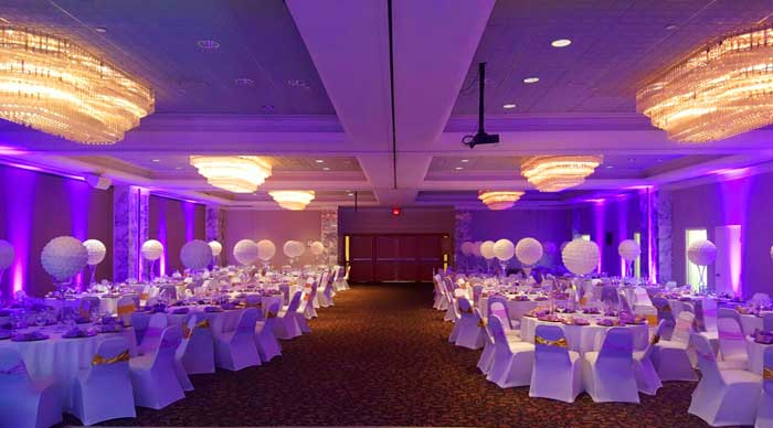 gold chair covers to rent step 2 chairs rentals free shipping nationwide my wedding purple uplighting with