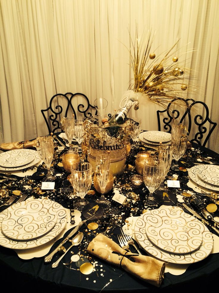 Champagne Party Decoration Ideas Elitflat