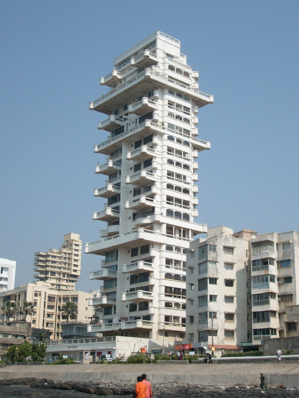 RENTOFFICESIN  Rent 4 bhk in Jivesh Terrace  Bandstand