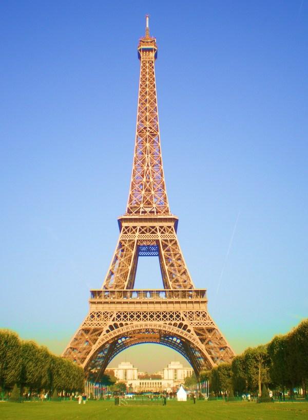 Eiffel Towers