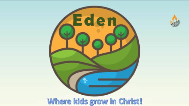 Eden Children's ministry