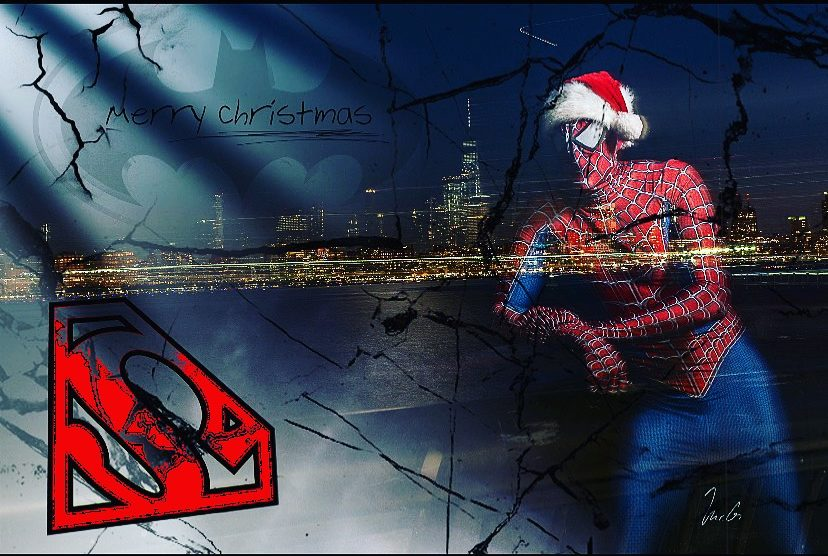 Spider Man in New York