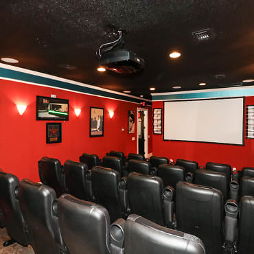 Coldwater Creek Movie Theater