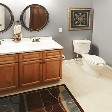 Coldwater Creek Cabinets
