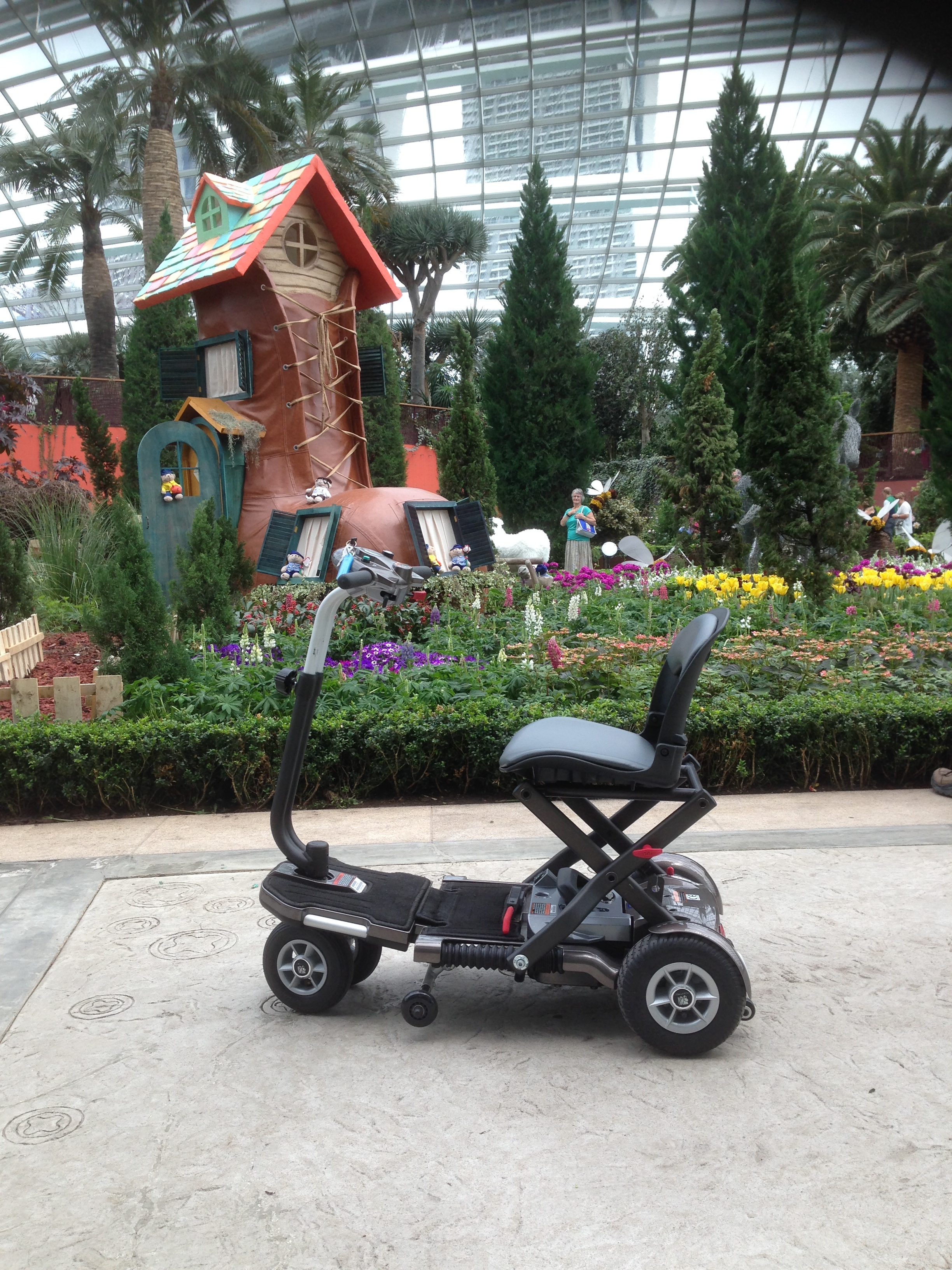 wheelchair for rent turquoise leather chair and ottoman singapore  mobility scooter