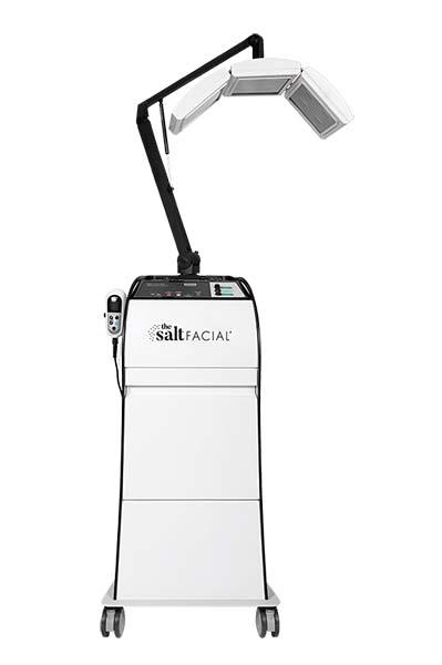 Salt Facial device LED