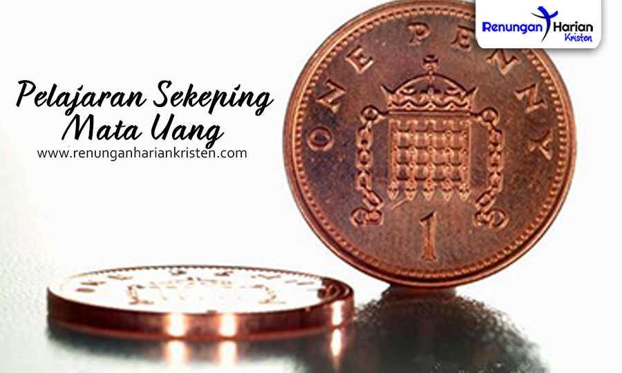 Renungan Harian Mazmur 27: 1-14 | Pelajaran Sekeping Mata Uang.