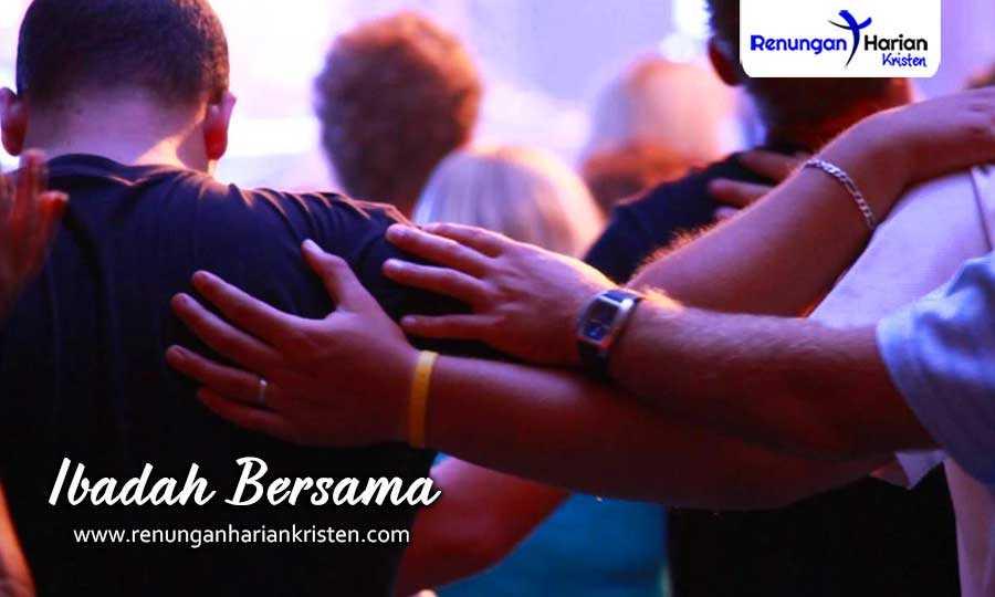 Renungan Harian Matius 18-19-20-Ibadah-Bersama