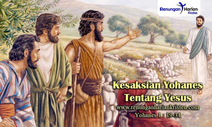 Renungan-Harian-Anak-Yohanes-1-19-34-Kesaksian-Yohanes-Tentang-Yesus