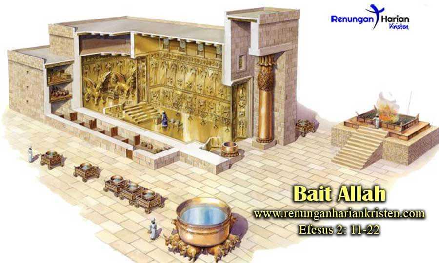 Renungan-Harian-Sekolah-Minggu-Efesus-2-11-22-Bait-Allah