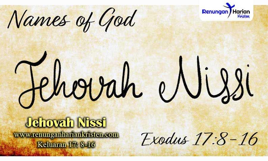 Khotbah-Kristen-Keluaran-17-8-16-Jehovah-Nissi