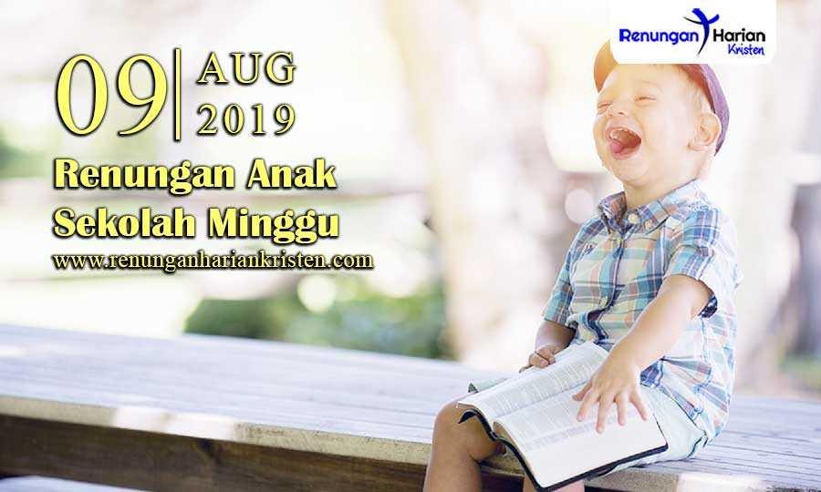 Renungan-Anak-Sekolah-Minggu-09-Agustus-2019