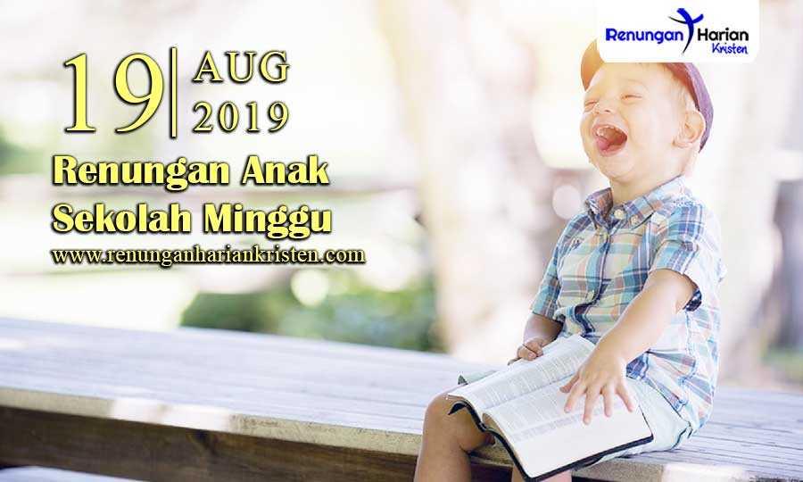 Renungan-Anak-Sekolah-Minggu-19-Agustus-2019