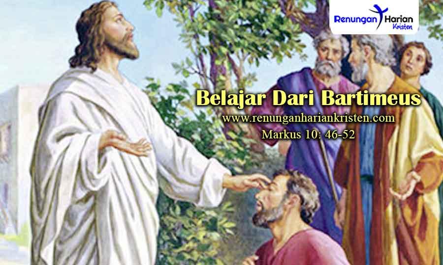 Renungan-Markus-10-46-52-Belajar-Dari-Bartimeus
