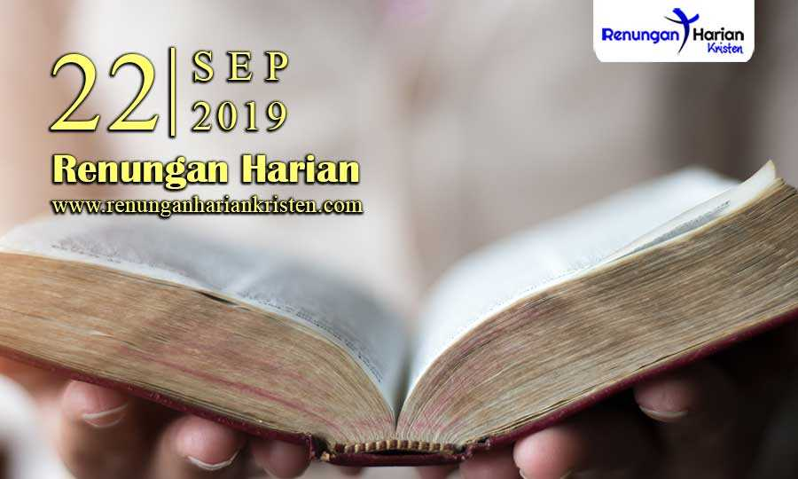 Renungan-Harian-22-Septemberi-2019