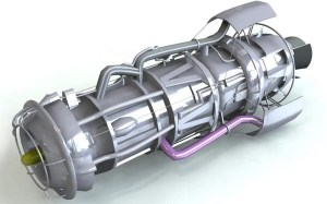 ReNuTec Solutions - gas turbine