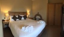 Renvyle House Bedroom of Junior Suite