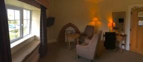 Renvyle House Sitting Room of Junior Suite