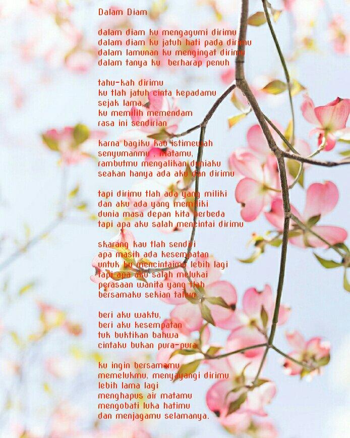 Bahasa Ambon Sayang : bahasa, ambon, sayang, Renykaryatulis, Puisi-puisi