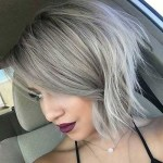 New 2016 Hairstyles Grey Short