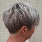 Gray Pixie Haircuts for 2016