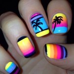 Nail Art Summer for Girls 2016