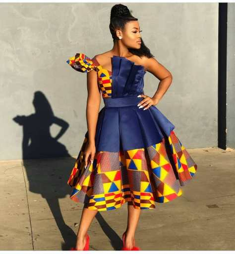 Latest trendy African styles 2019