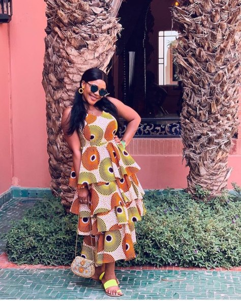 Sweet Ankara Styles to Brighten Your Special Day