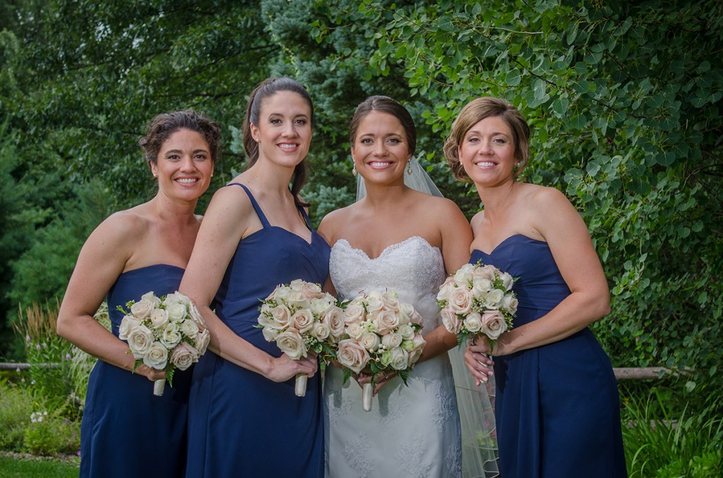Glen Sanders Mansion Wedding - Renzi Photography - Bridesmaids