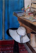 Cappello bianco