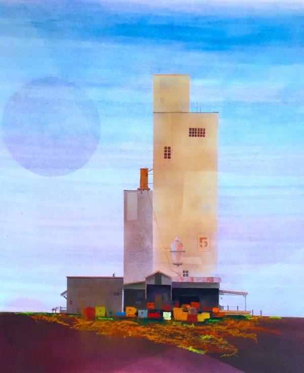 Feed Mill 24x17 29x22 450