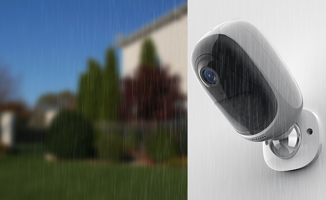 Wireless Security Battery Camera System
