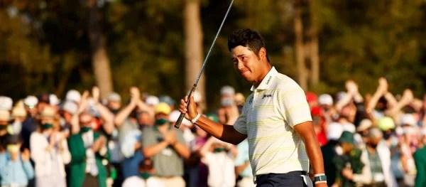 全米オープンで優勝を果たした松山英樹選手